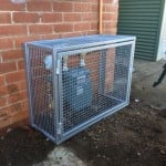 Gas Meter Cage