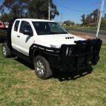 Hilux 3 inch