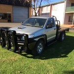 Hilux 3 inch no.7