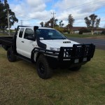 Hilux Coach Style 2 1/2 inch 3