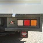 L.E.D. Tail Lights
