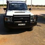 Landcruiser 2 1/2 inch Coach Style