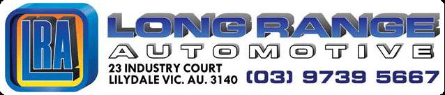 SJR Indistries Long Range Automotive Logo