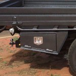 Tapered 660mm toolbox