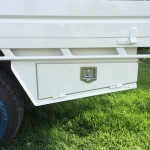 Tapered 900mm Toolbox