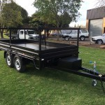 Three Way Extendable Tipper Trailer