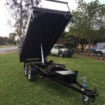 Three Way Extendable Tipper Trailer 3