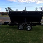 Three Way Extendable Tipper Trailer 6