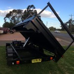 Three Way Extendable Tipper Trailer 7