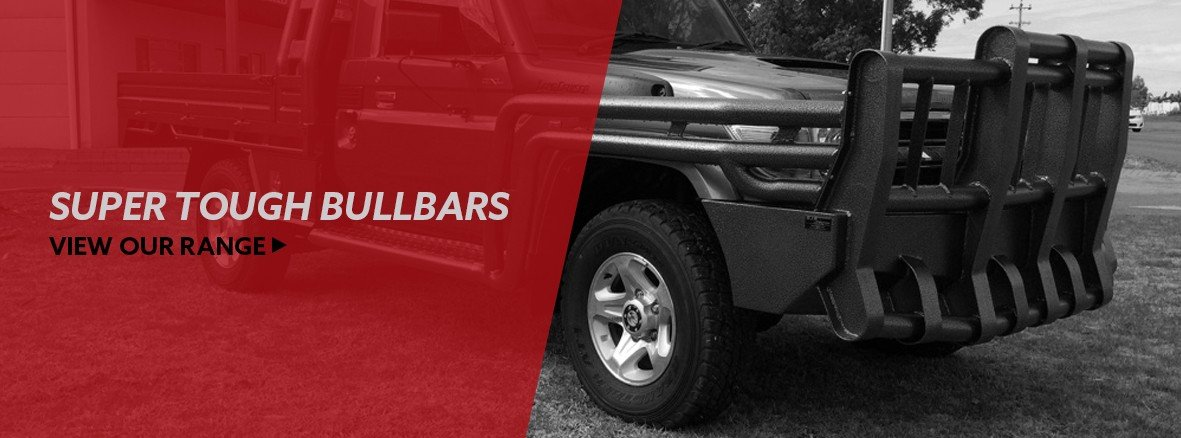 SJR Industries build bull bars