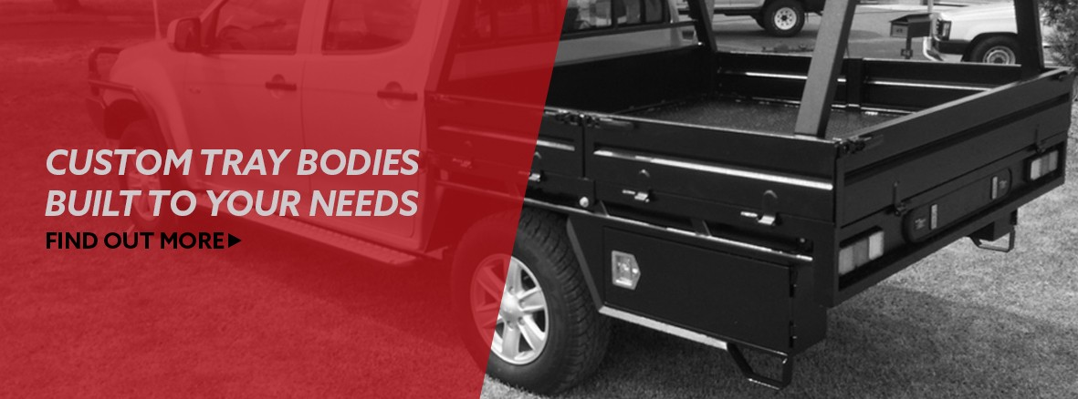 Find out more about SJR Industries custom tray bodies
